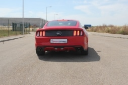 Clapets Ford Mustang GT 2017