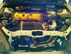 Piping turbo Honda Integra DC5