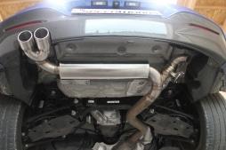 Silencieux final récupération clapet BMW 125i F20