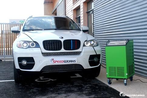 BMW X5 (E53) - BMW X5 M