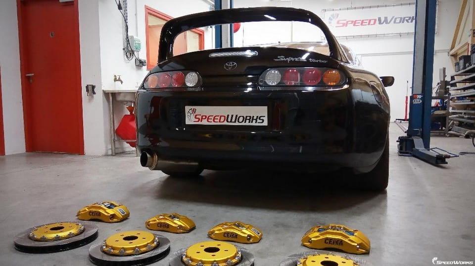 SpeedWorks - Voiture